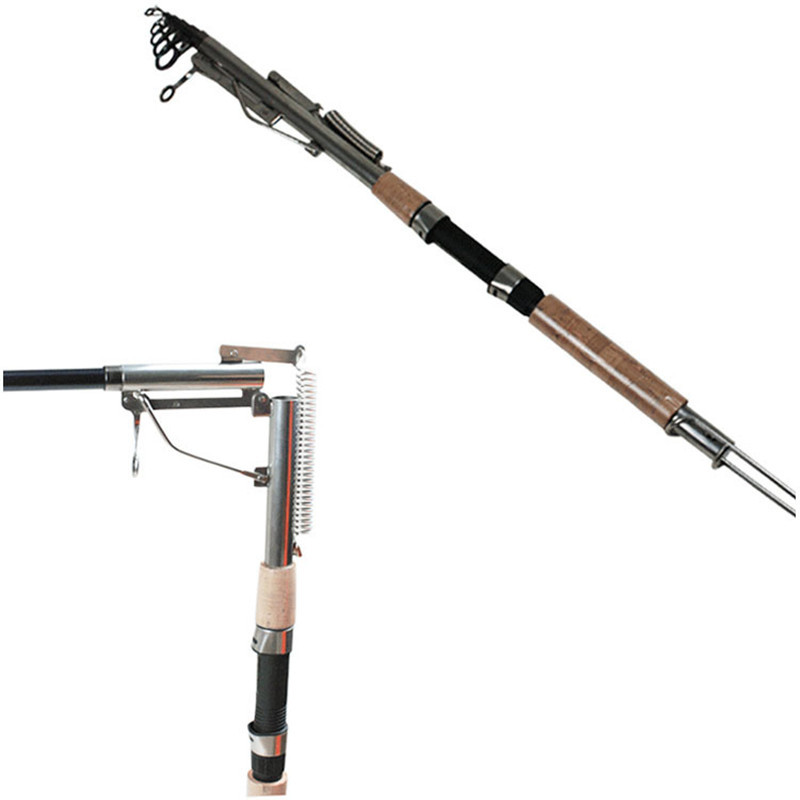 Online buy wholesale automatic fishing rod from china for Automatic fishing pole