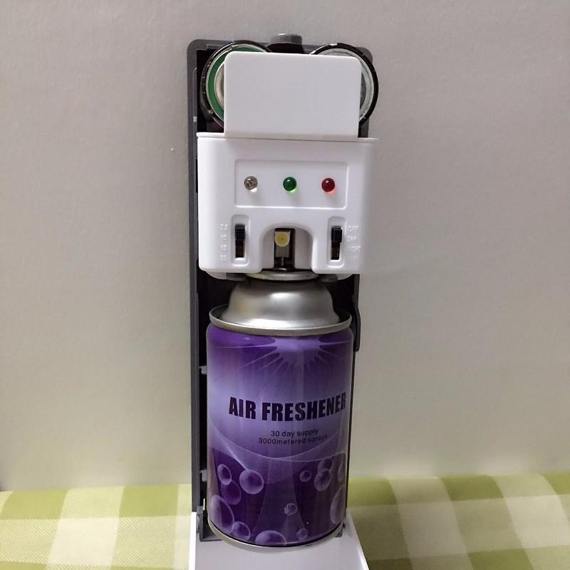 light sensor led aerosol dispenser (2)
