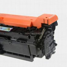 4PC Lot Compatible For HP LaserJet Enterprise M551 Color toner cartridge For HP 507A CE400A CE401A
