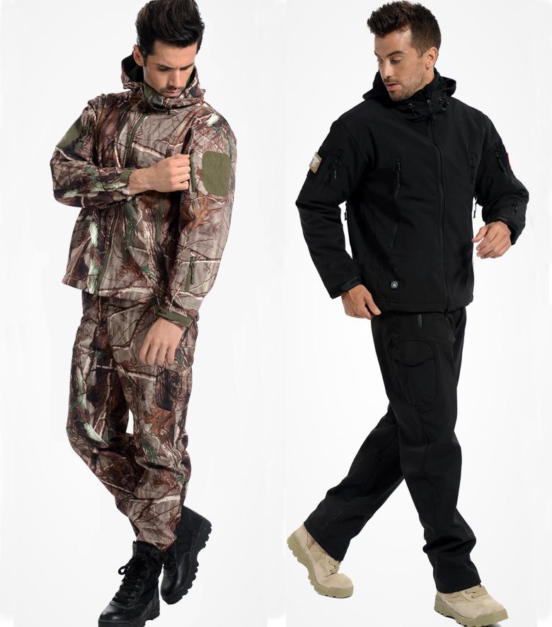 Pants Men Waterproof Army