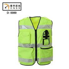 2016 NEW CNSS customized size assorted color high visibility Reflective safety clothing(China (Mainland))