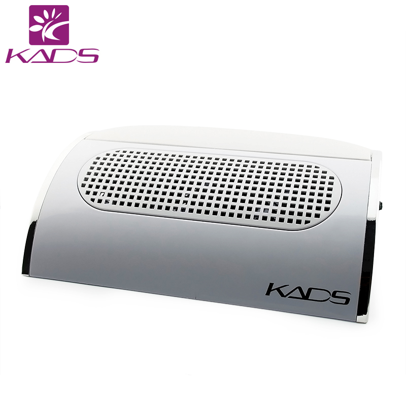 2017 KADS Hot Sale 110V&220V Nail Dryer Machine Nail Dust Collector Manicure Filing Acrylic UV Gel Tool Machine Nail Equipment(China (Mainland))