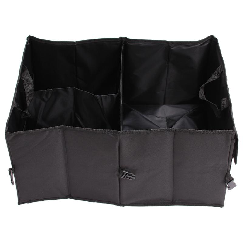 [해외]접을 수있는 자동차 트렁크 주최자 트럭화물 휴대용 도구 접..