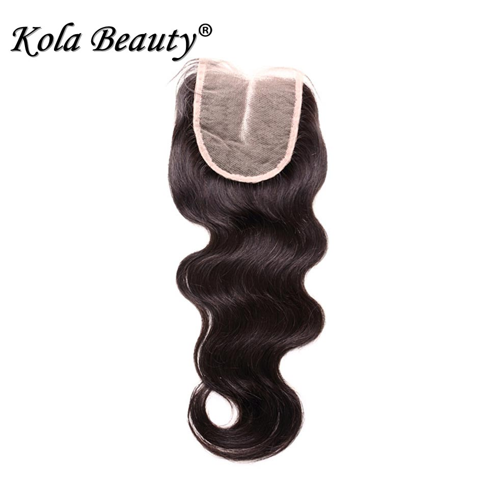 Фотография Wholesale Peruvian Human Hair Extension Closures Virgin Body Wave Lace Closure With Top Swiss Lace Closure  4x4
