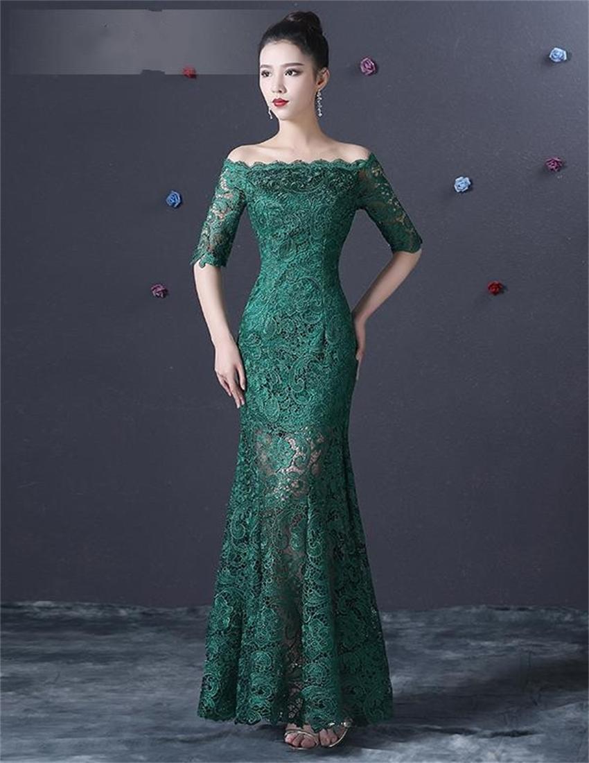 Fantástico Vestido De Fiesta Verde De Kelly Regalo - Ideas de ...
