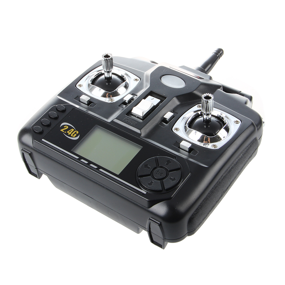 Syma Transmitter Remote Control for SYMA X5 and X5C Quadcopter Drone Remote Control, Black