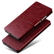Buy High Business Leather Case Xiaomi Hongmi Note 1 red mi Note1 Pro redmi Note 1S Cases Flip Mobile Phone Cover for $3.01 in AliExpress store