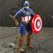 Vingadores Marvel 3 infinito guerra Filme Anime Super Heros Capitão América Ironman Spiderman hulk thor Figura de Ação de Super-heróis Brinquedos(China)