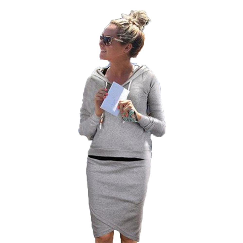 Women baseball jacket casual sweat skirt suits sport sweatshirt shorts tracksuits animal hoodies dress suit WF-9026(China (Mainland))