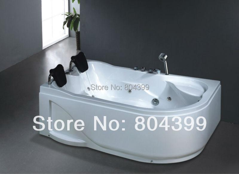 Гаджет  Large bathtub acrylic pedestal large european style bathtub bubble massage bathtub freestanding baby bath tub No.B266 None Строительство и Недвижимость