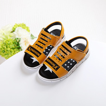 2016 Summer Kids Children shoes open-toed sandals Girls and Girls sandals kids flats Sandals babay Shoes SIZE 26-30 B-722(China (Mainland))