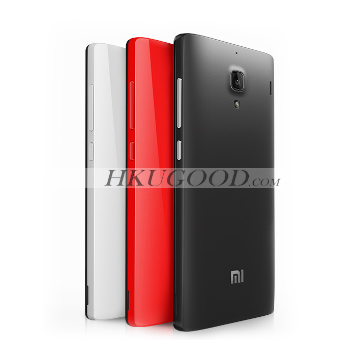 Original Xiaomi Red Rice 2 Redmi 1S Qualcomm MSM8228 Quad Core Cell Phone Xiaomi Hongmi 1S 1GB+8GB ROM 4.7'' IPS WCDMA Hongmi 2