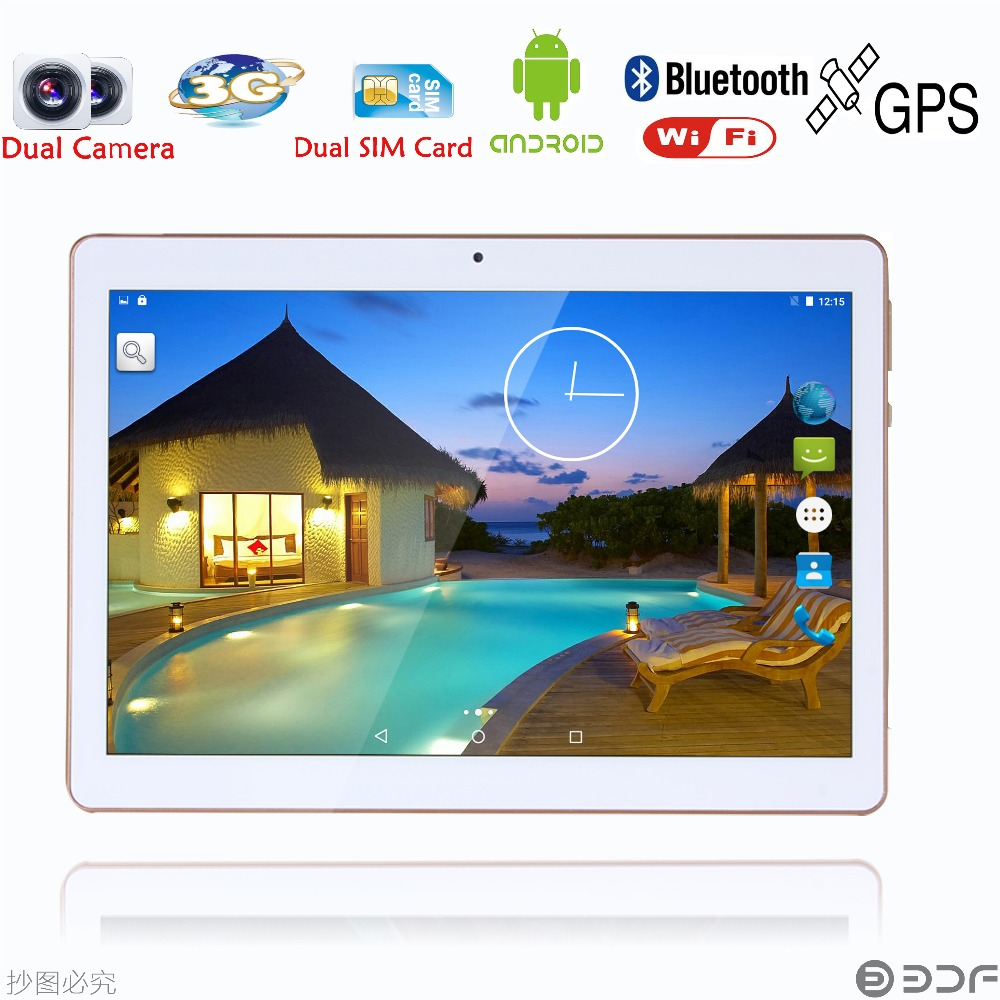 10 inch Original SIM card Android 5.1 Quad Core CE BDF Brand WiFi GPS FM new3G Phone Call laptop Tablet 2GB+16GB Anroid 5.1(China (Mainland))