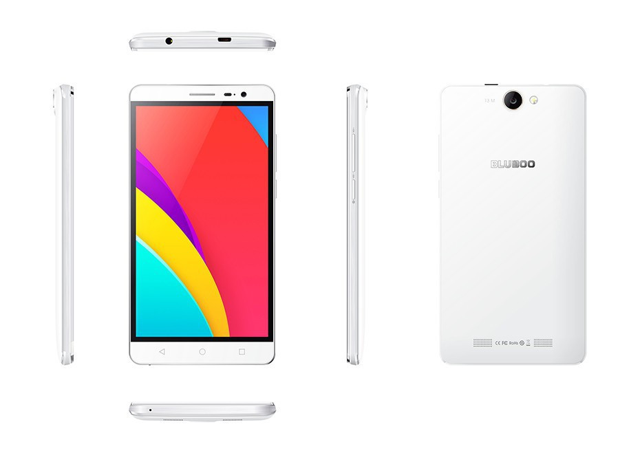 Bluboo X550 4G LTE Android 5.1 5300mAh Battery 2/16GB 5.5 ...