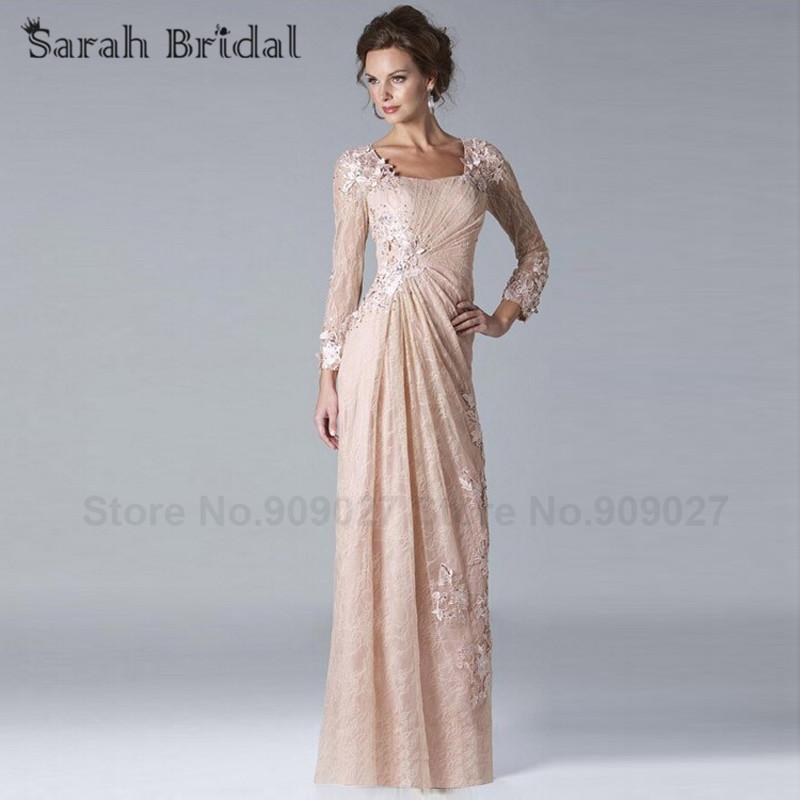 Vestidos para madre de la novia 2016