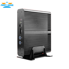 Mini PC i7 Broadwell-U 5500U Processor Fanless Mini PC Computer Support Windows 10 With 4K Resolution Dual LAN(China (Mainland))
