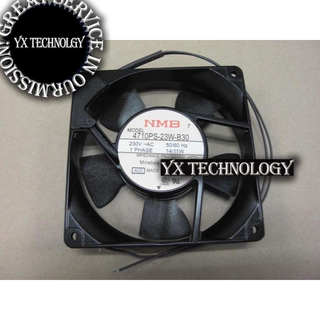 New 4710PS-23W-B30 converter-specific axial fan 230V UPS power supply cooling fan 119*119*25mm<br><br>Aliexpress