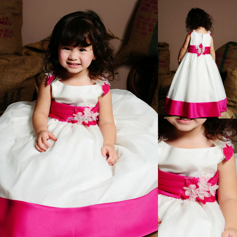 flower girl dress for wedding