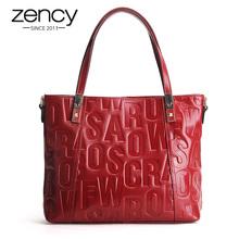 Buy 2017 Letter Famouse Brand Genuine Leather Luxury Women Messenger Bags Designer Ladies Handbag Purse Shoulder Crossbody Bolsas for $44.98 in AliExpress store