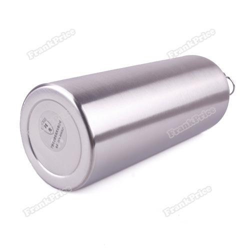 Бутылка для воды OEM frankprice 1000 Stainless Steel Sport Bottle бутылка для воды oem 480 16oz folding water bottle 480ml