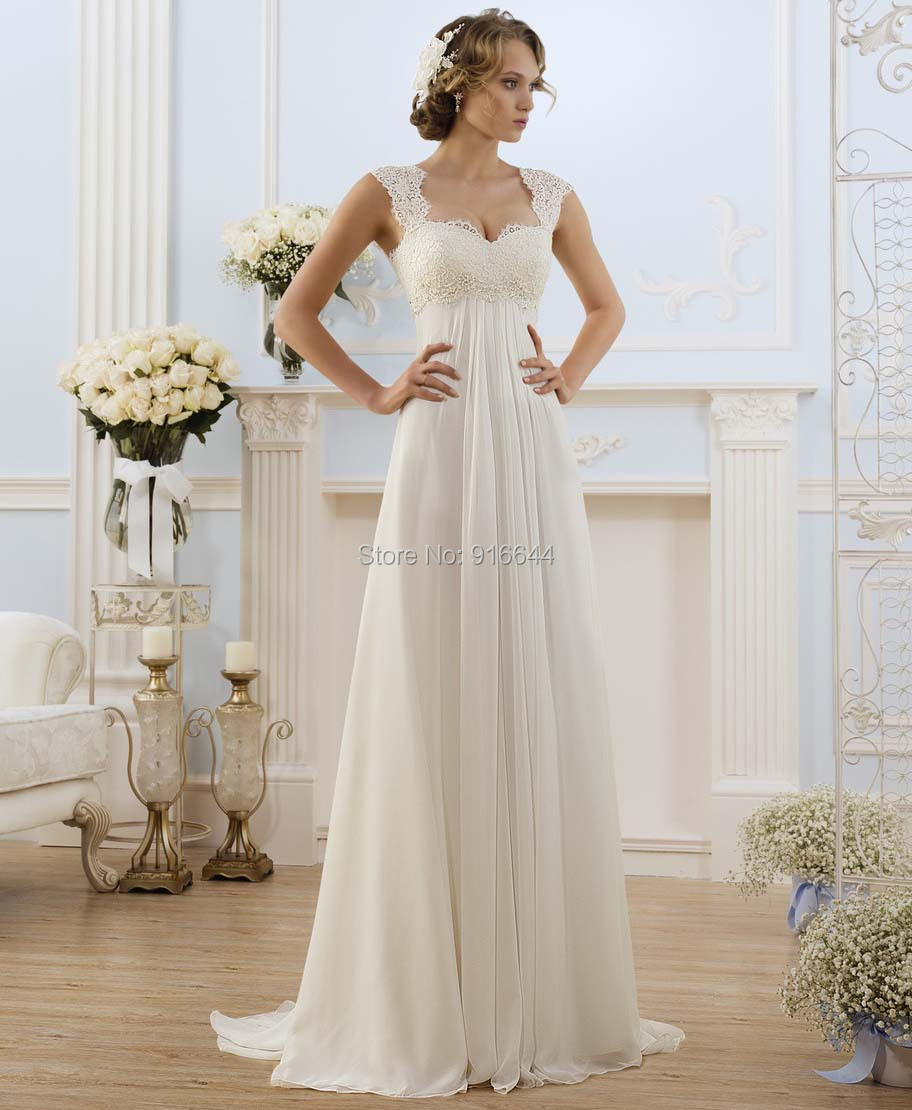 wedding gown 2016 stock us size 4 22 white ivory chiffon
