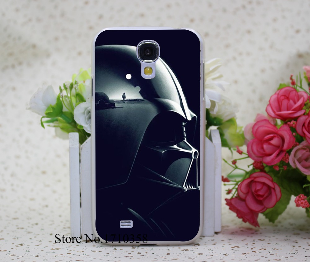 star wars Child in the brain Transprent Hard Case Cover for Samsung Galaxy S6 Edge S5