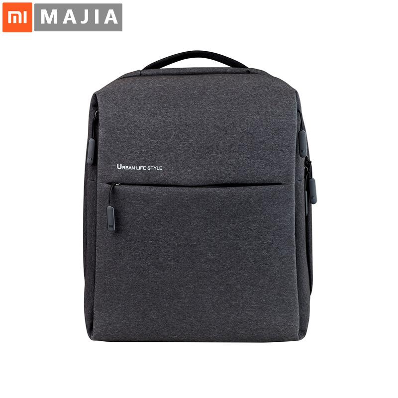New Original XiaomI Mi Backpack Bag Rucksack Daypack School Bag Duffel Bag Fits 14 inch Laptop portable sac a dos