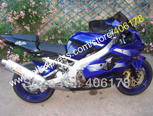 Hot Sales,Blue Zx9r 03 Fairing Zx9r 02 Abs Fairing for Kawasaki 02 03 2002 2003 Zx9r Zx-9r Zx 9r Compression Fairing Kits