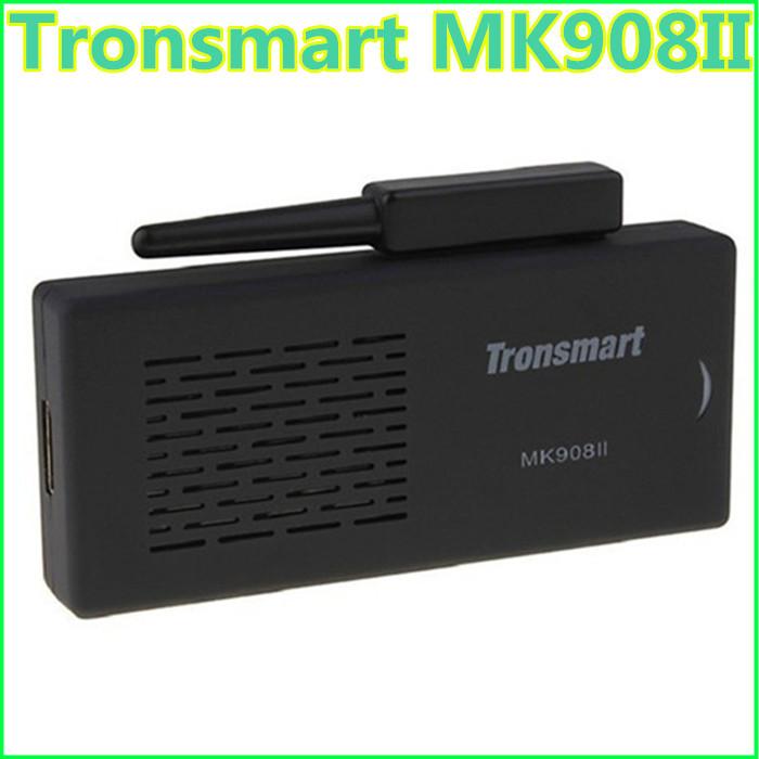 Tronsmart MK908II RK3188T Cortex-A9 Quad Core 1.6GHz Google Android 4.2 Mini TV BOX 2G/8G BT External Wifi Antenna mini PC(China (Mainland))