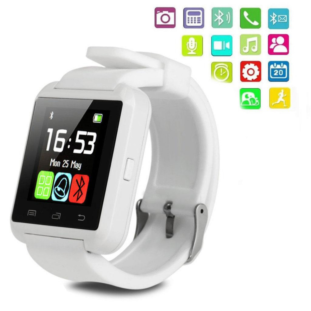 2016 hot new Cool Sport Smart Wrist Watch Phone Bluetooth android reloj inteligente digital-watch wearable devices(China (Mainland))