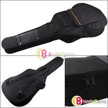 """41"""" Waterproof Gig Bag Carry Case Strap For Electric Acoustic Guitar Bass  EH#01 (China (Mainland))"""