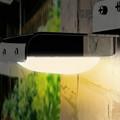 16LED Solar Power Light Mosion Sensor Garden outdoor led solar lights waterproof Light solar garden light