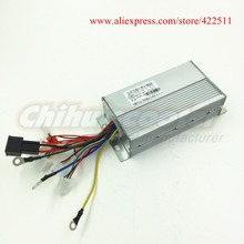 Buy Electric Scooter Controller 1800W 48V Brushless DC Motor Controller 48V 37A BLDC Motor Controller Double-speed Connection for $40.39 in AliExpress store