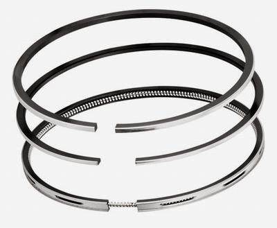 Free Shipping Engine Parts STD Bore 81 3mm 4Cylinder Piston Ring Set for Ford E MAX