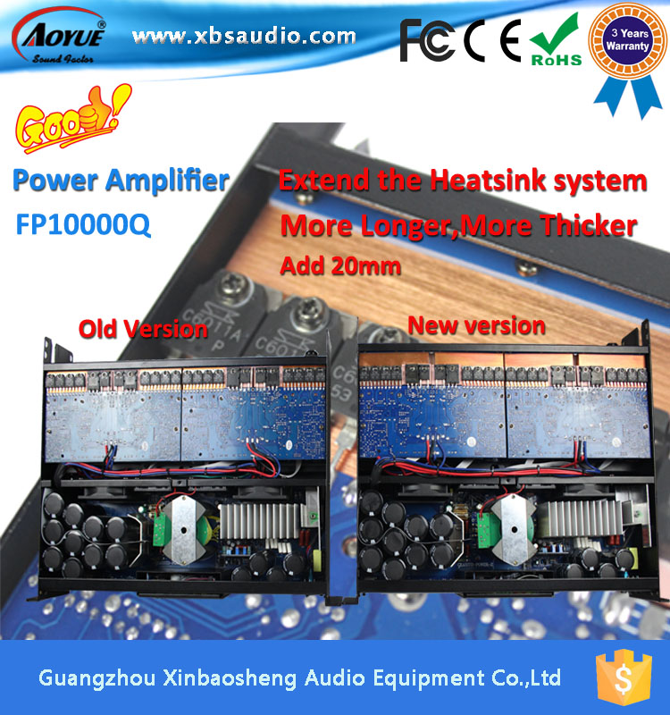 4 channels Lab gruppen professional pa power amplifier fp10000q(China (Mainland))