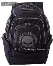 Influx of men travel backpack backpack sports motorcycle helmet bag, free shipping!