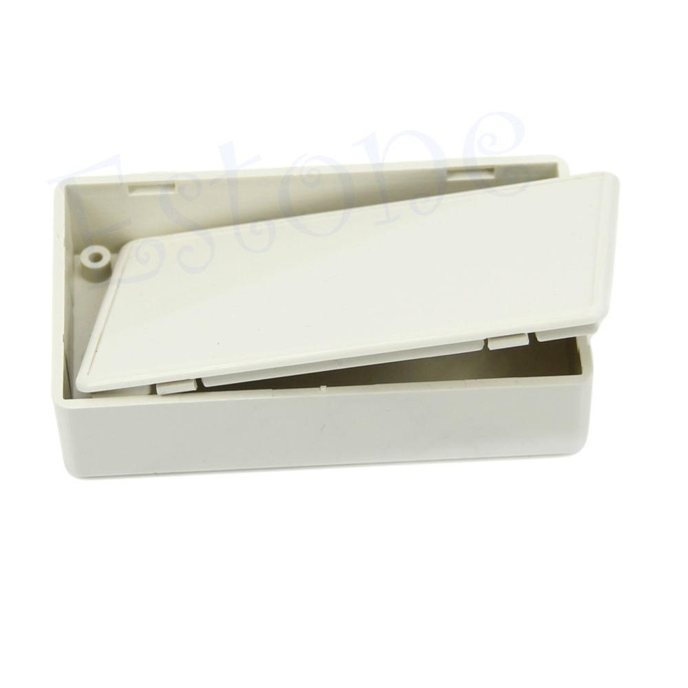 J34 Free Shipping New Plastic Electronics Project Box Enclosure Case DIY 3.34L x 1.96W x 0.83H<br><br>Aliexpress