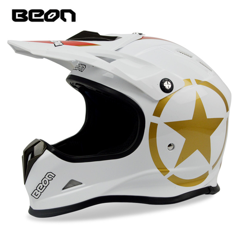 2016 new arrival BEON motocross helmet Professional off road motorcycle helmet Dirt bike racing helmet ECE approved moto casco<br><br>Aliexpress