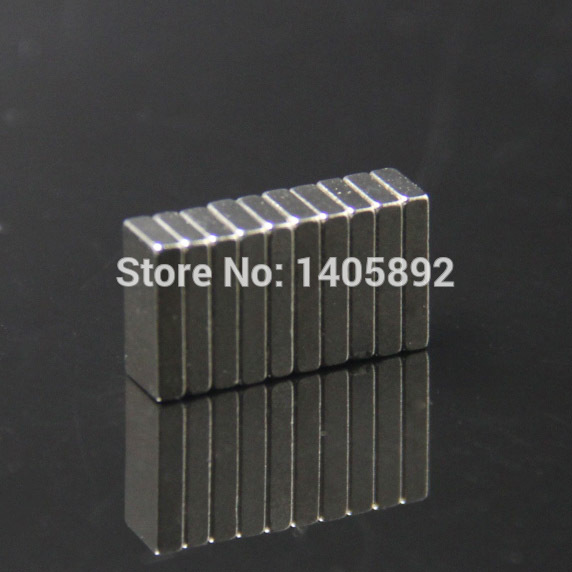 500pcs Super Powerful Strong Rare Earth Block NdFeB Magnet Neodymium N35 Magnets F10*5*3mm- Free Shipping<br><br>Aliexpress