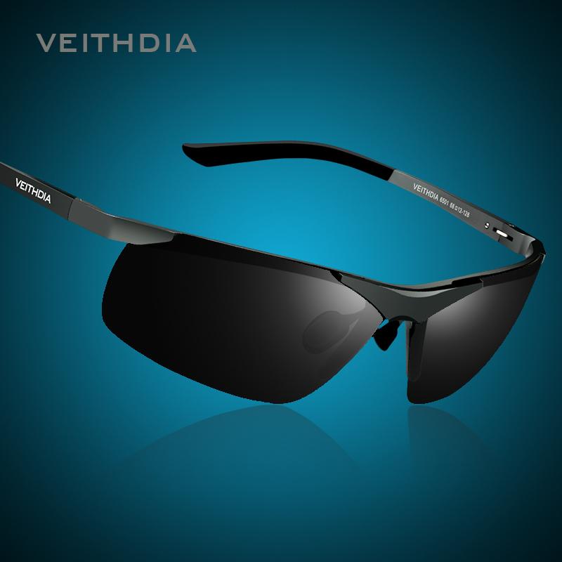 2015 New 6501 Polarized Sunglasses Men Brand Sunglasses Driving Mirror Sport Mens Sun Glass Vintage Wayfarer