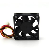 For 3d printer part Hot sale 3 Wire 5015 50x50x15mm DC brushless fan 5V DC Axial