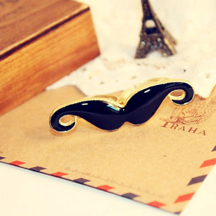 Jewelry 2015 Promotion Boys Fine Jewelry The 0970 South Korea New Department Store Index Finger Ring Affandi Beard(China (Mainland))