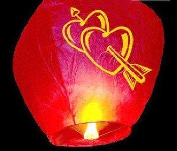Sky Lanterns Wishing Lamp Chinese Kong Ming Lantern