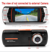 "2.7""LCD Dual Camera Dash Camera Fully HD 1080x1920 Car DVR Allwinner  G-Sensor+GPS+170-degree ultra-wide angle(China (Mainland))"