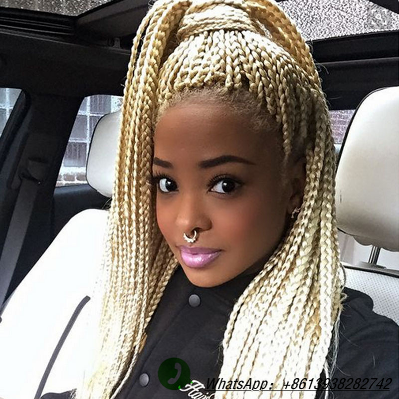 How To Braid African American Hair With Extensions - Braids