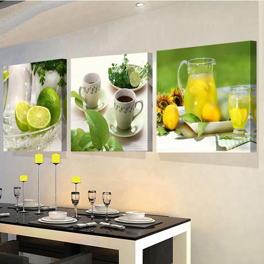 Decorazione Cucina Moderna: Decorare le pareti della cucina h art.