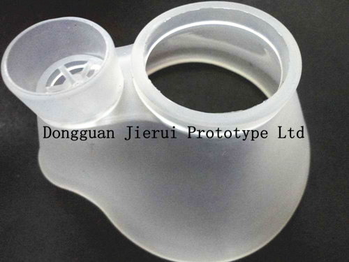 Rapid manufacturing of high quality prototypes of mask and protective equipment(China (Mainland))