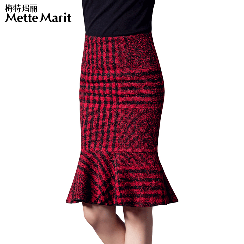 Plaid Red Skirt Promotion-Shop for Promotional Plaid Red Skirt on ...