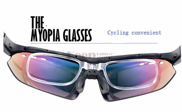 Basecamp Sport Bike Sunglasses Polarized Cycling Glasses TR90 Cycling Eyes Men's Glasses Goggles Cycling Eyewear 5 Lens