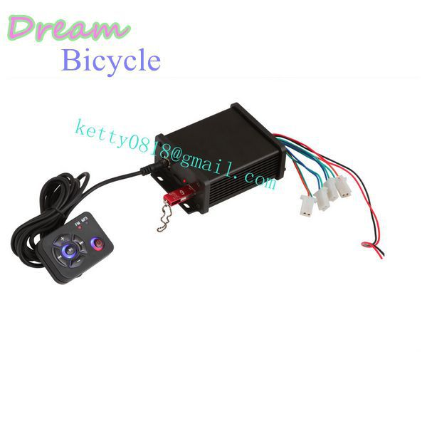 12V Motorcycle mp3 player/auto bike music player/motor vehicle FM radio/audio system support APE ACC big power Freeshipping(China (Mainland))